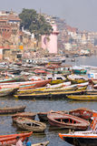 Varanasi, India Royalty-vrije Stock Foto