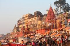 Varanasi, India Fotos de Stock Royalty Free