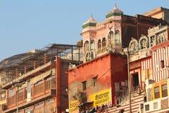 Varanasi, India royalty-vrije stock foto's