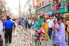 Varanasi, India Royalty-vrije Stock Afbeelding