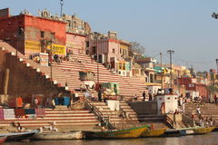 Varanasi, India Royalty Free Stock Images