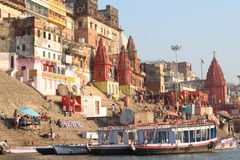 Varanasi, India Royalty Free Stock Photos