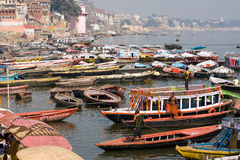 Varanasi, India. Royalty Free Stock Images
