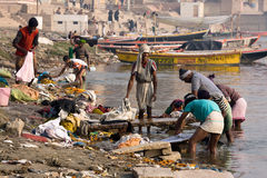 Varanasi, India. Royalty Free Stock Photography
