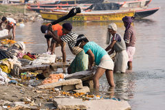 Varanasi, India. Stock Photography