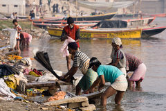 Varanasi, India. Royalty Free Stock Photo