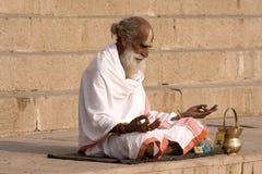 Varanasi, India. Royalty Free Stock Image