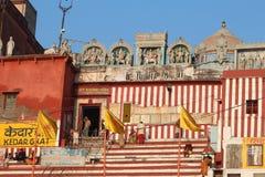 Varanasi, India (Ganges River) Royalty Free Stock Images