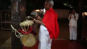 VARANASI, INDIA -  January 1, 2015: Ganges river stock video footage