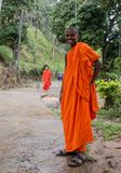 VARANASI, INDIA -  January 1, 2015: Ganges river Royalty Free Stock Images