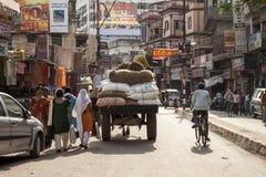 Varanasi indu Fotografia Stock