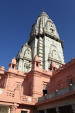 Varanasi Kashi Vishwanath Tempel Lizenzfreies Stockfoto