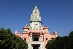 Varanasi Kashi Vishwanath Tempel Royalty Free Stock Images