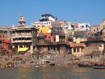 Varanasi Royalty Free Stock Photo