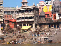 Varanasi Royalty Free Stock Image