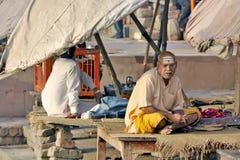 Varanasi at morning time