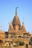 Varanasi temple Stock Photography