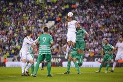 Varane of Real Madrid Royalty Free Stock Photo