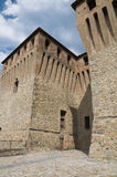 Varano de Melegari castle. Emilia-Romagna. Italy. Stock Photo