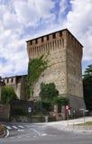 Varano de' Melegari castle. Emilia-Romagna. Italy. Royalty Free Stock Photography