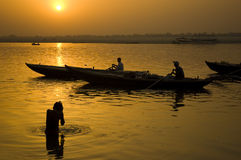 Varansi. Photo of varanasi in india royalty free stock photo