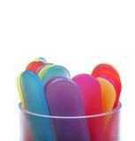 Varas coloridas Imagem de Stock