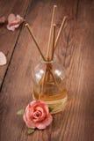 Varas da fragrância ou difusor do perfume Imagens de Stock