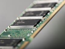 Varas da memória de computador Imagens de Stock