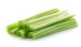 Varas de aipo verdes Fotografia de Stock