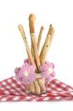 Varas de pão Imagem de Stock