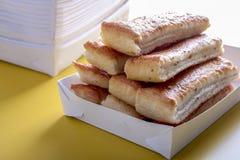 Varas de pão Fotografia de Stock Royalty Free