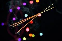 Varas do incenso Foto de Stock Royalty Free