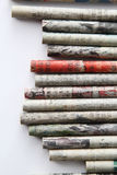 Varas do lápis Imagens de Stock
