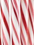 Varas do Peppermint Fotografia de Stock