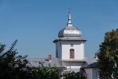 VARATEC, MOLDOVIA/ROMANIA - WRZESIEŃ 19: Zewnętrzny widok Vara obraz royalty free