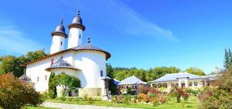 Varatec Monastery Royalty Free Stock Photography