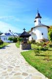 Varatec monastery Stock Image