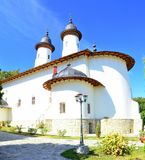 Varatec monastery Royalty Free Stock Images