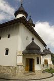 Varatec Monastery, Romania Stock Images