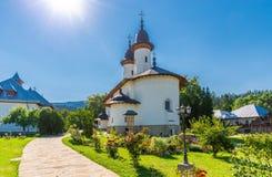 Varatec ortodoksyjny monaster obraz royalty free