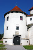 Varazdin castle, Croatia Stock Photography