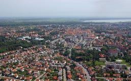 Varazdin, City In Northwestern Croatia Stock Image