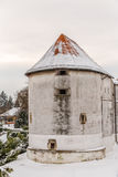 Varazdin Old Town and Castle Royalty Free Stock Photos
