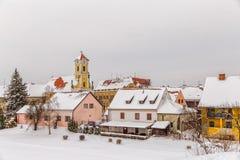 Varazdin Old Town Stock Image