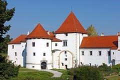 Varazdin-Schloss Lizenzfreie Stockfotos