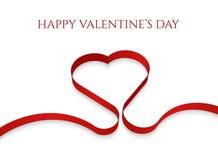Vard del saludo del día de tarjetas del día de San Valentín Imagen de archivo