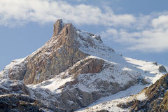 Vardousia Mountain Peak Stock Photography