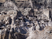 Vardzia Stock Photography