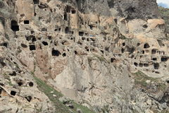 Vardzia Royalty Free Stock Images