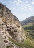 Vardzia monastery Georgia Royalty Free Stock Image